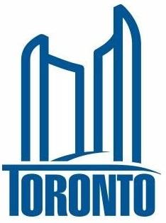 City of Toronto Blue Logo