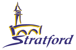 City of Stratford Ontario Logo